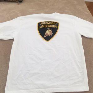 d8c0ed3959f3 Lamborghini. NEW Men's Authentic Lamborghini T-Shirt